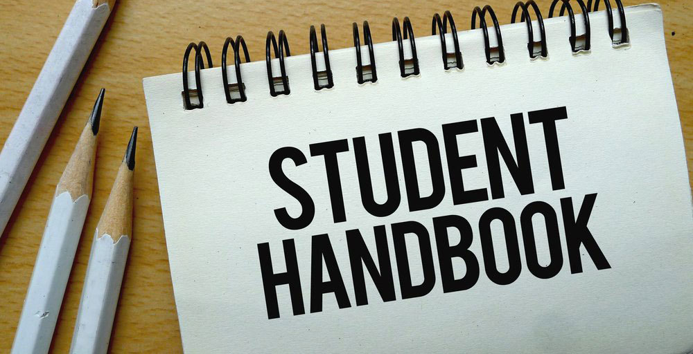 Student Handbook (English and Spanish)