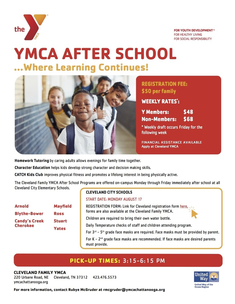 Interested in After School Care?