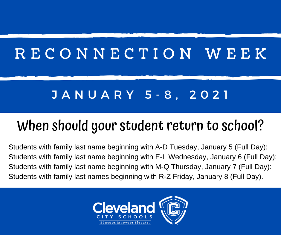 Reconnection Week