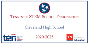 CHS designated STEM School